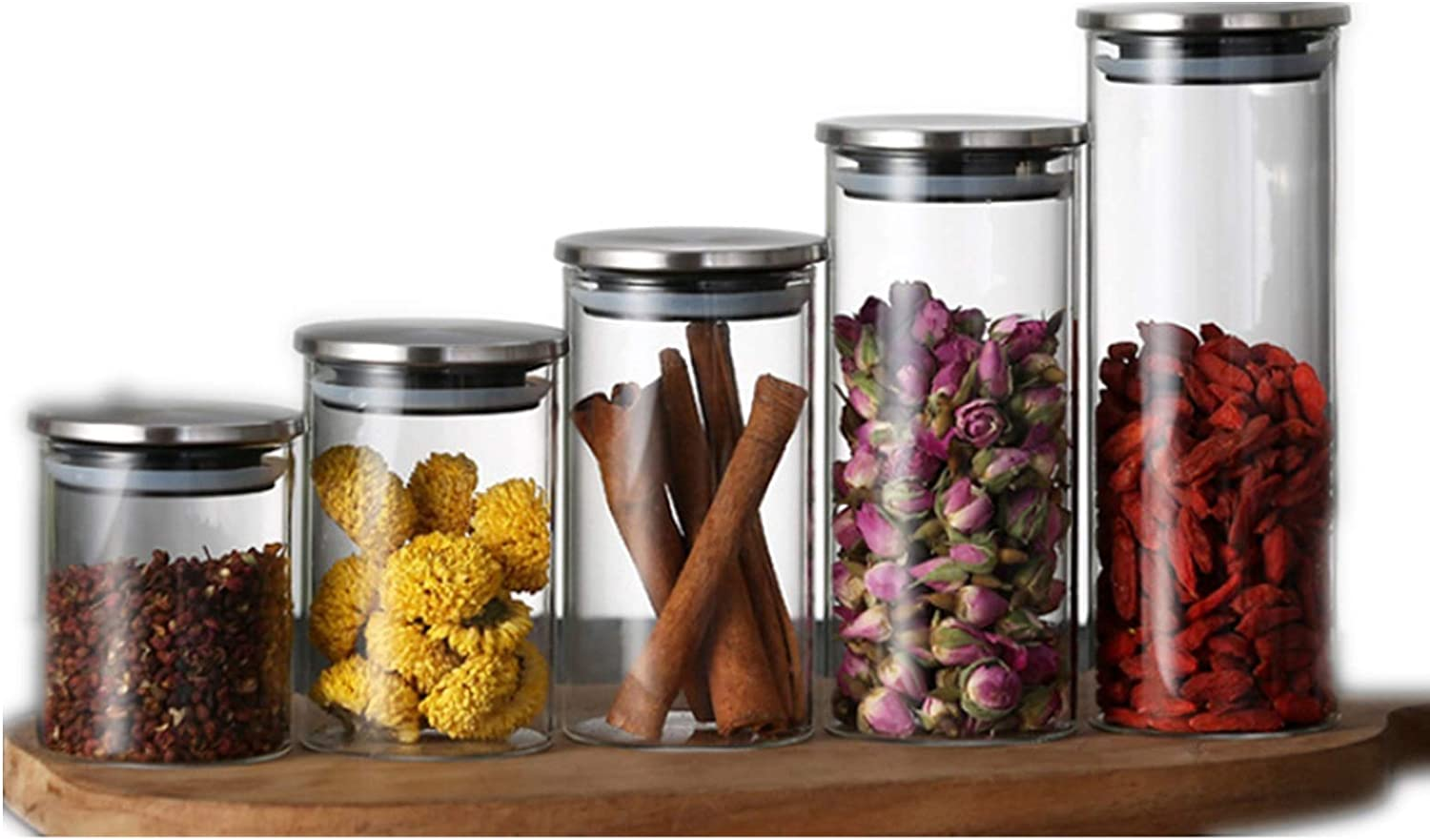 Leak-Proof Food Fashionable Storage Containers Airtight Steel Stainless with Factory outlet