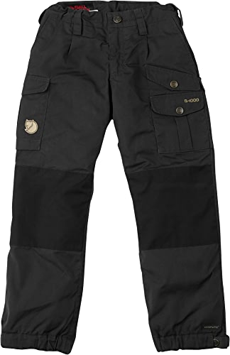 FjallRaven Pantalon d'hiver Enfants Vidda Padded Trousers Dark gris 128