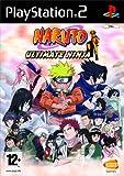 Naruto Ultimate Ninja (PS2) by Atari