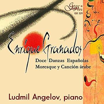 LUDMIL ANGELOV PLAYS ENRIQUE GRANADOS