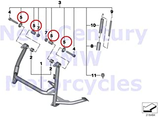 BMW Genuine Motorcycle Center Stand Sleeve F800GT F800S F800ST F800R F650GS G650GS