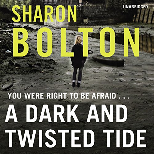 A Dark and Twisted Tide audiobook cover art