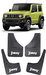 LLKLKL 4 Stück Auto Schmutzfänger Spritzschutz Vorne und Hinten Fender Kompatibel mit Suzuki Jimny 2019 2021