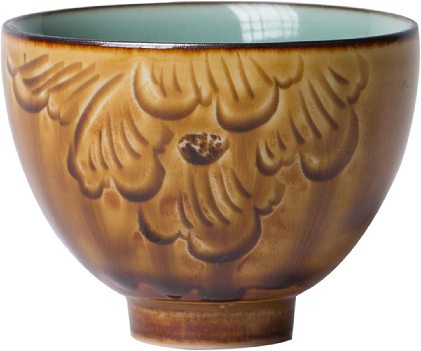 1 Free Shipping New Piece Ceramic Tea Cup Set Teaware Mug Free shipping Teacup Chinese Retro