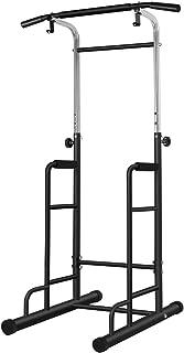 BangTong&Li ぶら下がり健康器 スリム ぶらさがり マルチジム 懸垂マシン チンニング 耐荷重130kg フィットネス 懸垂 器具 筋肉トレーニング 懸垂バー