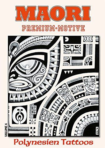 Maori Vol.4 - Premium-Motive: Polynesien Tattoos