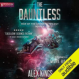 The Dauntless cover art