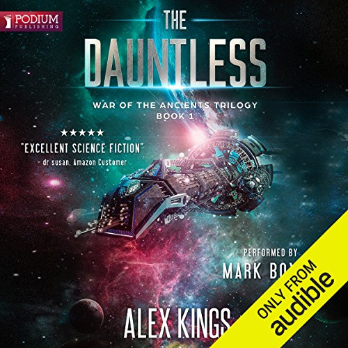 The Dauntless audiobook cover art