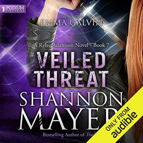 Veiled Threat audiobook cover art