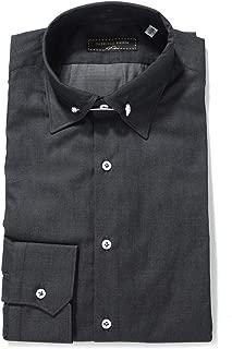 (ガブリエレ パジーニ) Gabriele Pasini ピンホールカラー シャツ 37サイズ MILANO [並行輸入品]