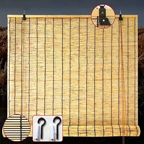 cortinas de exterior de madera