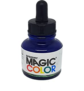Magic Color MC530 28ml Liquid Acrylic Ink, Cyan