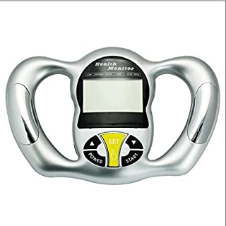 Báscula De Grasa Corporal, Baño Bmi Digital Escala, Bascula Grasa Corporal, Wireless Lcd Screen Body Fat Tester, Portable Fat Loss Monitor Scale for Health Diet Tracking.