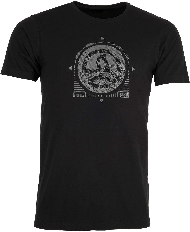 Ternua ® Camiseta Kadiri SL T-Shirt M Camiseta para Hombre Hombre