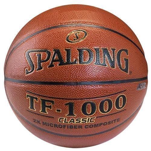 Spalding TF-1000Classic Herren 29,5ZK Mikrofaser Composite Basketball