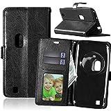 Fubaoda Zenfone Zoom ZX551ML Hülle,[Kostenlos Syncwire Ladekabel]Flip Leder Money Karte Slot Brieftasche,Ständer,Handyhülle Ledertasche Phone Tasche Hülle für Asus Zenfone Zoom ZX551ML(5.5
