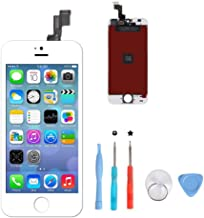 YXIN iPhone 6 LCD Screen Replacement White(4.7