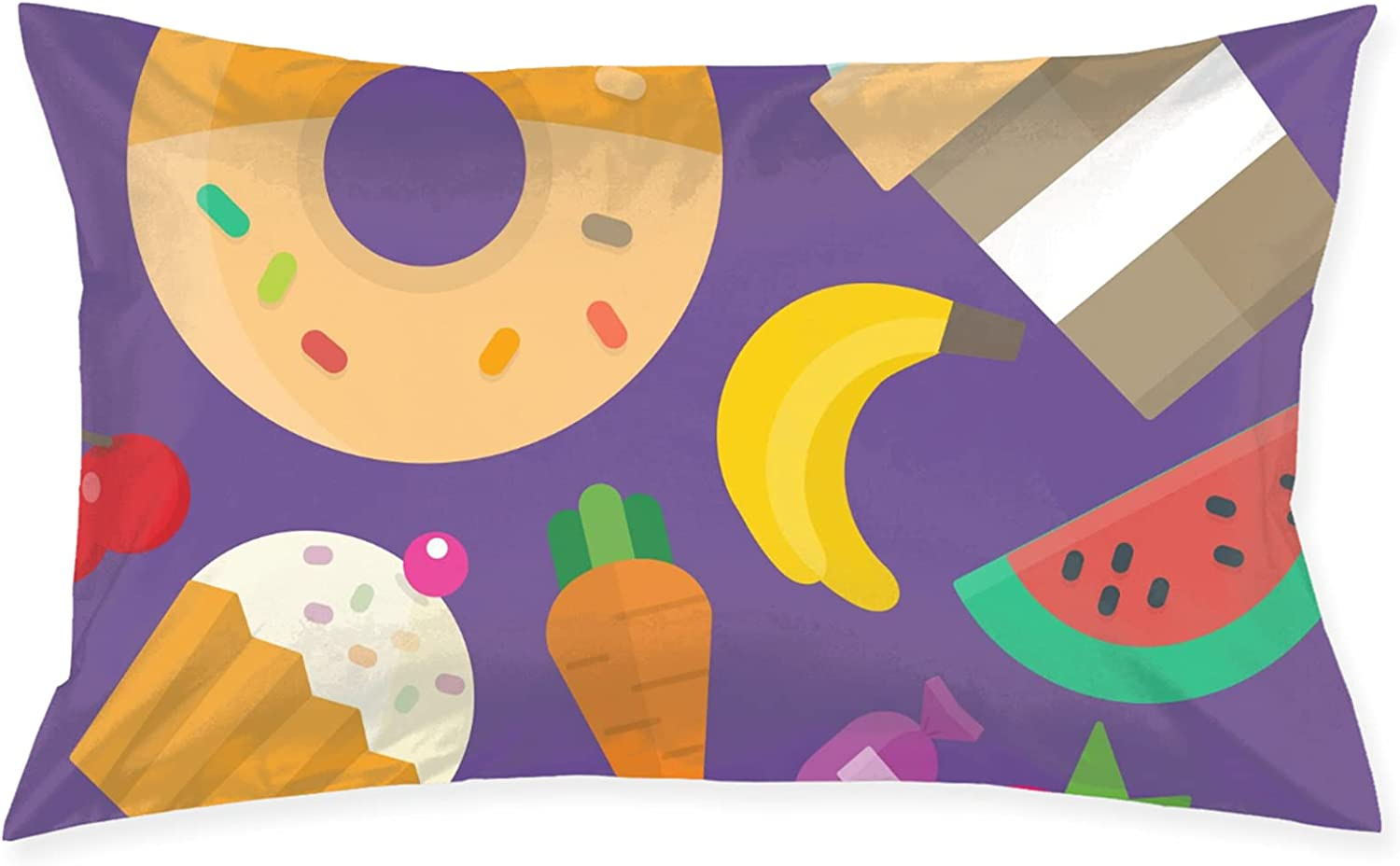Delicious Food NEW before selling ☆ Pillows Pillowcase Sales Pillow Sleeping Bed