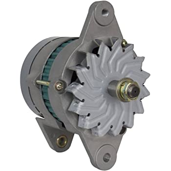 Rareelectrical NEW 24V ALTERNATOR COMPATIBLE WITH KOMATSU EXCAVATOR PC78-6 PC78US-6 PC130-7 PC138US-8 102211280 102211-2850 600-861-3610