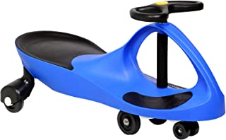 Keezi Ride On Swing Car Toy Wiggle Scooter Car-Blue