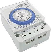 Baomain Timer Switch Tb-35B 100-240Vac 50/60Hz 24 Hours Quartz Controlled Stepping Motor