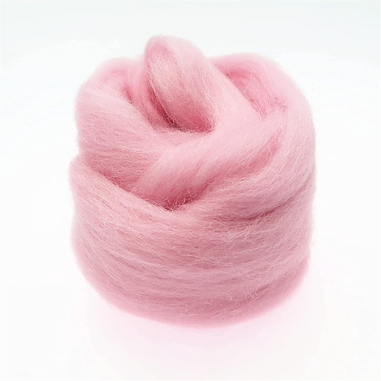 LDDJ A surprise price is Industry No. 1 realized Wool Felt 86 Colors 5g Fibre 50g 10g Felting 100g 20g