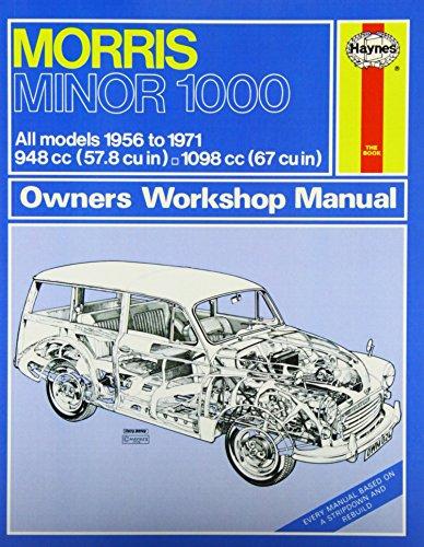 Morris Minor 1000 (56 - 71) Haynes Repair Manual