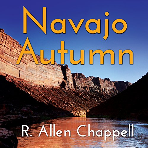 Navajo Autumn audiobook cover art