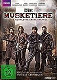 Die Musketiere - Die komplette erste Staffel [4 DVDs]