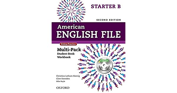 American English File 2nd Edition Starter Multipack B By Latham Koenig Christina Oxenden Clive Boyle Mike Seligson Paul Amazon Ae,Designer Jogging Suits Mens