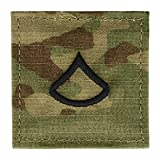 Multicam OCP Rank Insignia With Fastener (PRIVATE FIRST CLASS)