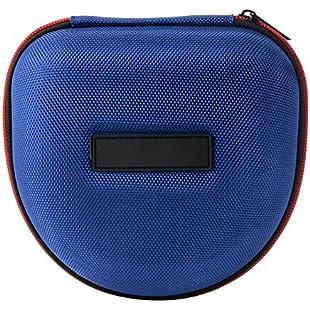 XCSOURCE Hard EVA Headphone Case Pouch Travel Bag (Blue) for Marshall Major I / Major II Bluetooth On-Ear Headset TH717