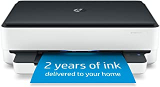 HP 8QQ97A#B1H Envy 6075 All-in-One Printer, Includes 2 Years of Ink Delivered