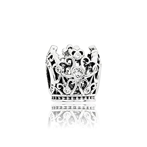 pandora charm princess tiara