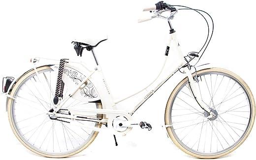 28 Zoll Fahrrad City Holland Bike Damen Nostalgie Retro Shimano 3 Gang Nexus Nabendynamo B-Ware