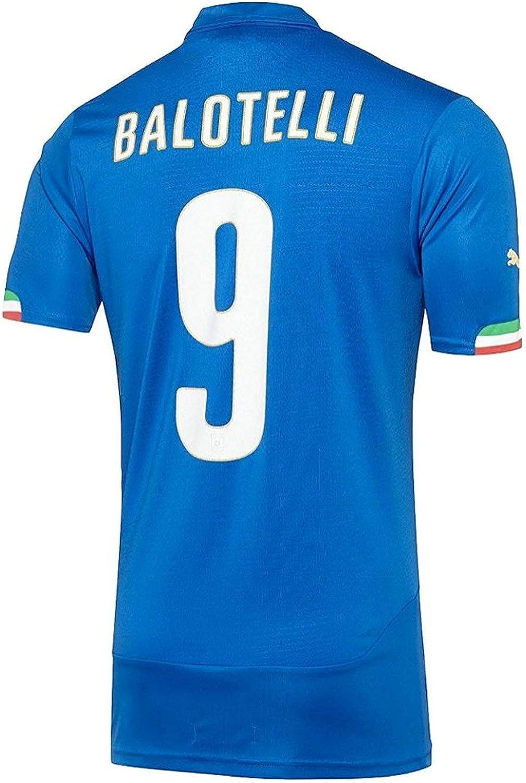 PUMA Puma Balotelli  9  Home Jersey World Cup 2014 Youth.