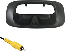 Master Tailgaters Replacement for Chevrolet Silverado/GMC Sierra 1999-2006 Black Tailgate Handle with Backup Camera