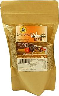 Kanow Mühle, Spreewald - Spreewälder Walnuss-Mehl - 250 g