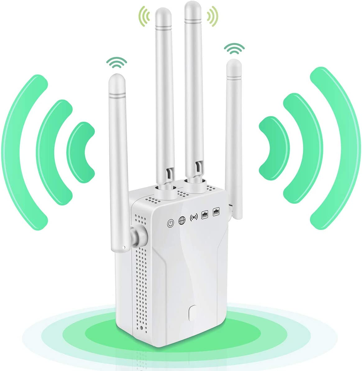 WiFi Range Max 76% Product OFF Extender 2.4 5GHz Dual 1200Mbps Band W WPS Repeater
