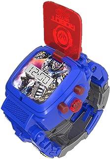 healthwen Robot de Dibujos Animados, Reloj de deformación electrónica, Reloj de proyección para niños, Juguete Creativo pa...