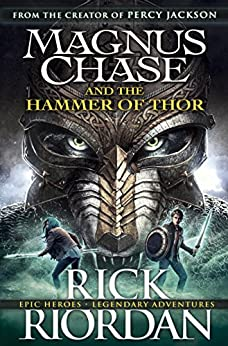 Magnus Chase and the Hammer of Thor (Book 2) by [Rick Riordan]