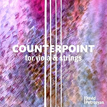 David Petrosyan: Counterpoint for Viola & Strings