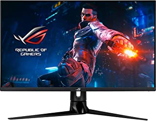 ASUS PG329Q Monitor de Gaming ROG Swift PG329Q: 32 Pulgadas, WQHD (2560 x 1440), Fast IPS, 175 Hz, 1 ms (GTG), Extreme Low...