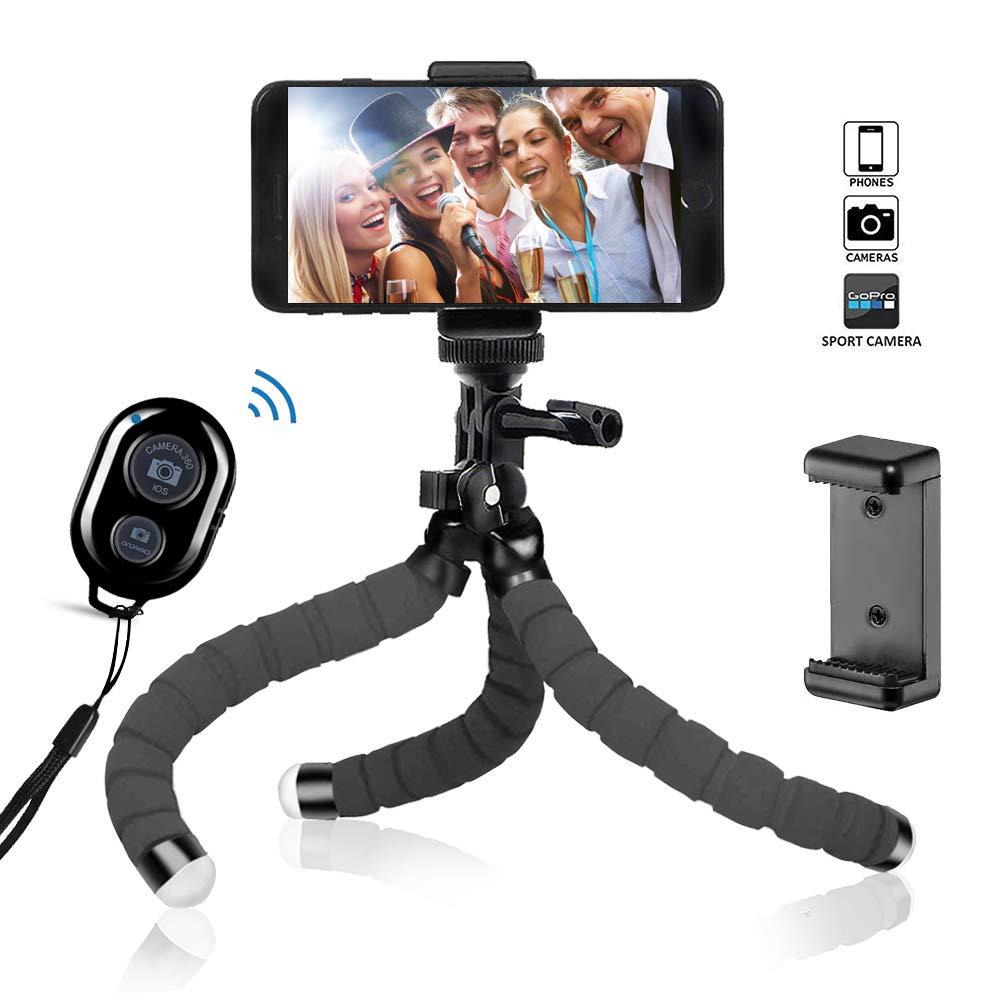 BSET BUY Tripod Oktopus - Trípode para cámara y Smartphone ...