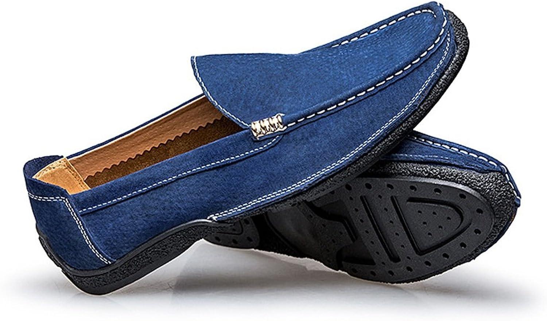 DuoShengZhTG DuoShengZhTG DuoShengZhTG , Herren Mokkasins, Blau - blau - Größe  38  9992c8