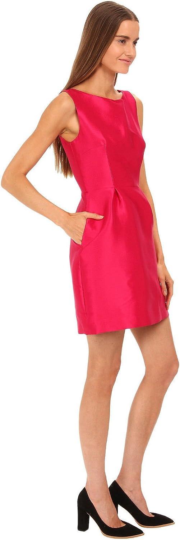 Kate Spade New York Women's Flirty Back Mini Dress, Sweetheart Pink, 8