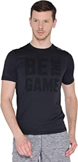 Alcis Black Men's T-Shirt