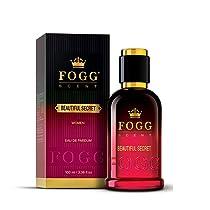 Fogg Beautiful Secret Scent Ffor Women, 100ml