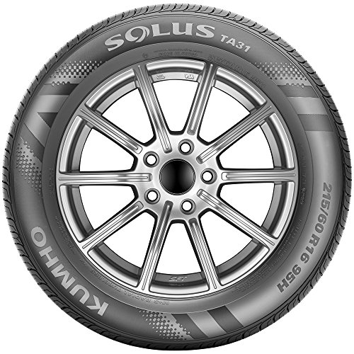 Kumho Solus TA31 All- Season Radial Tire-185/55R15 82H