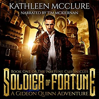 Soldier of Fortune: A Gideon Quinn Adventure Titelbild